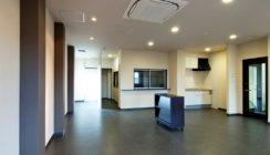 Indoor Tenis Court Interior 2